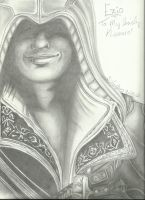 Ezio: Scanned by Tinkster95