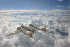 FB106 Above the Clouds by OrionShipworks
