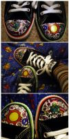 Insanely Awesome Shoes II by idog