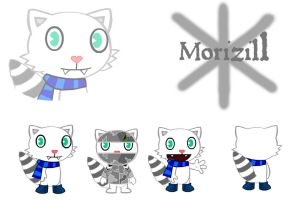 MorizillDT by HTF-Characters