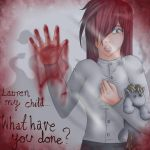 ::Lauren's Legacy::Blood-Stained Sanity:: by MissRiggie