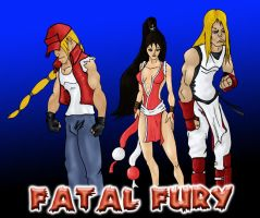 Fatal Fury Jelly by SonofReorx