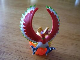 Limited Edition Ho-Oh Figurine by PikaYugi4Ever93