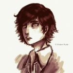 Doodle - young Trevor Belmont by Pokie-Punk