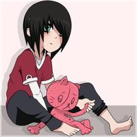 My Kitty 'n' Me by suigrell