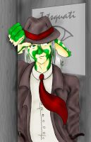 Tetsquati the detective by mindsend