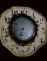 Devoured Time by MyImaginaryVisions