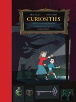 Curiosities Cover by victoria-ying