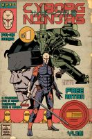 GAMETEE MGS CYBORG NINJA#1 by future-parker