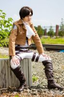 Levi Cosplay 3 by sexywhales