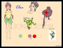 ref cloe by PepperChocolate