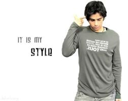 It's my Style..ID by Alharbiseye