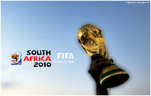 World Cup South Africa 2010 by DaShiR