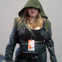 Female Arrow - Awesome Con by Leck-Zilla