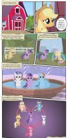 MLP: FiM - Without Magic Part 28 by PerfectBlue97