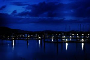 Airlie Beach Port Queenland by cabaran