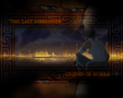 TLA-Legend of Korra by worldstraveller