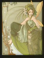 fairy by Tifaerith