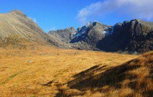 Skye, The Black Cuillin V by younghappy