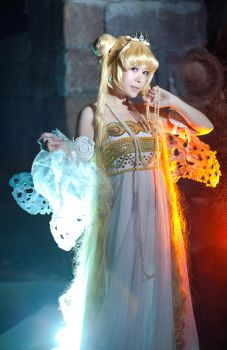 Sailor Moon - Princess Serenity by TORI-yuu
