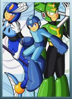 Megaman 9 by ancode