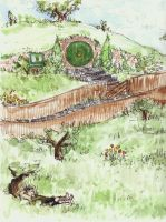 The Shire by MRZ-Tonks