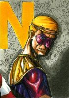 Ozymandias PSC, Watchmen 6 of6 by RichardCox