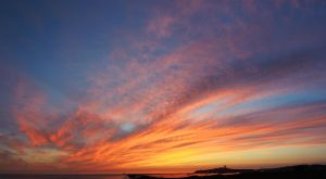 Sunset from El Granada II by FeralWhippet