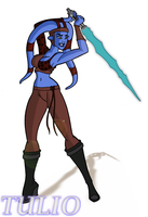 Aayla by TULIO19mx