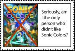 Anti-Sonic Colors Stamp by MeltingMan234