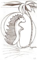 28. Tribute to a very fast hedgehog by Alverspin