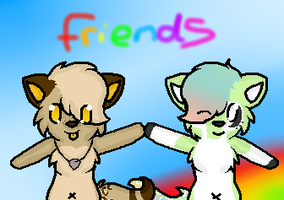 FrIeNdS by l3utts
