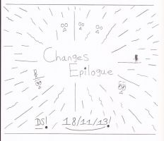 Changes Epilogue - Title by DazzyDrawingN2