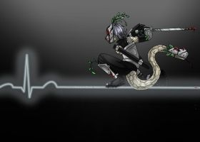 Assassin by Yakushi--Kabuto