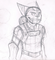 Ratchet (and Clank) by Racesolar