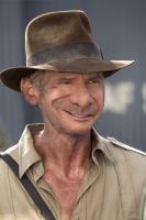 Indiana Jones Caricature by Robotlick