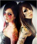 Lexus and Samie- blacklisted me by nickyATEYOURskittles