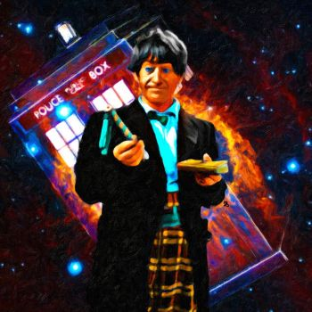 Second Doctor by LowBassGuy