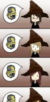 Pottermore 1st adventure by sonkahalx3