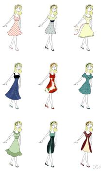Designs for Liz by Loriele