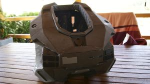 HALO Reach - Foam Torso Build1 by ArmorCorpCustoms