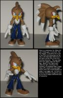 Custom Commission: Tom the Seagull by Wakeangel2001