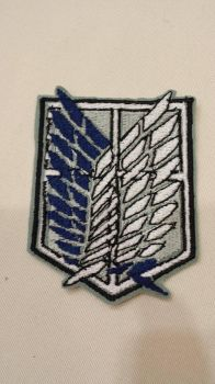 Attack on Titan Survey Corps Patch by Neo-Creations