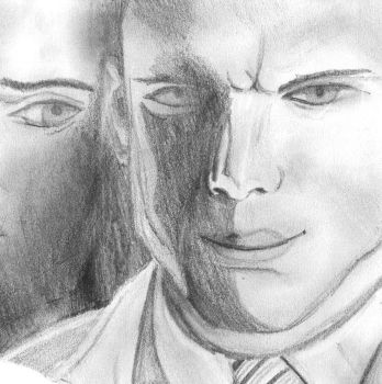 Scofield and Burrows by goldensteps