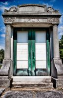 Lack Mausoleum by TomFawls