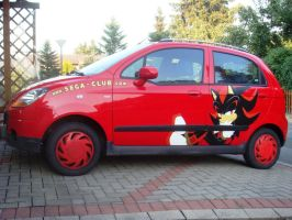 Shadow-Car 2.0 by Sega-Club-Tikal
