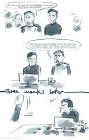 Star Trek Into Darkness: nine to five by Tavoriel