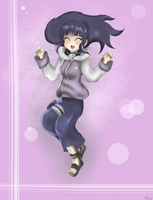 Hinata-happy day by xXUnicornXx