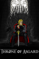 Throne of Asgard by glovesker