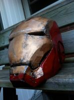Ironman Helmet (suit will be completed by bobobiscuits